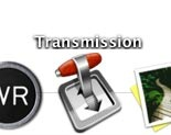 Transmission's logotype